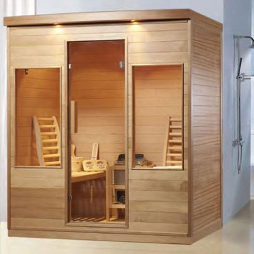 Sauna and Steam